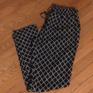 ZAC & Rachel Jacquard design pants